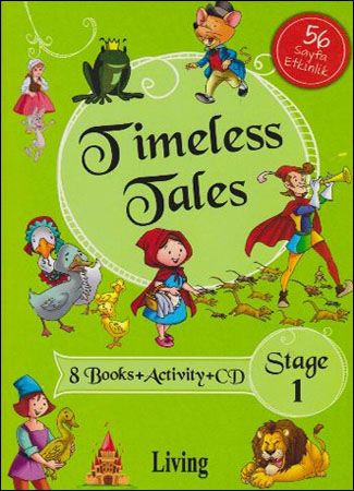 9786055033330  Stage 1 - Timeless Tales