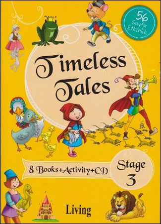 9786055033354  Stage 3 - Timeless Tales