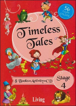 9786055033361  Stage 4 - Timeless Tales