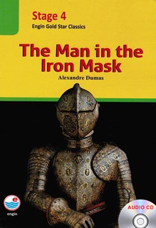 9789753205856  Stage 4 - The Man in the İron Mask