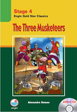 9789753203159  Stage 4 - The Three Musketeers