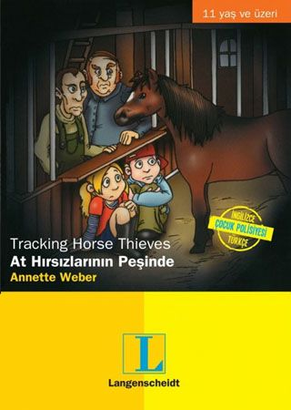 9786055261474  Tracking Horse Thieves